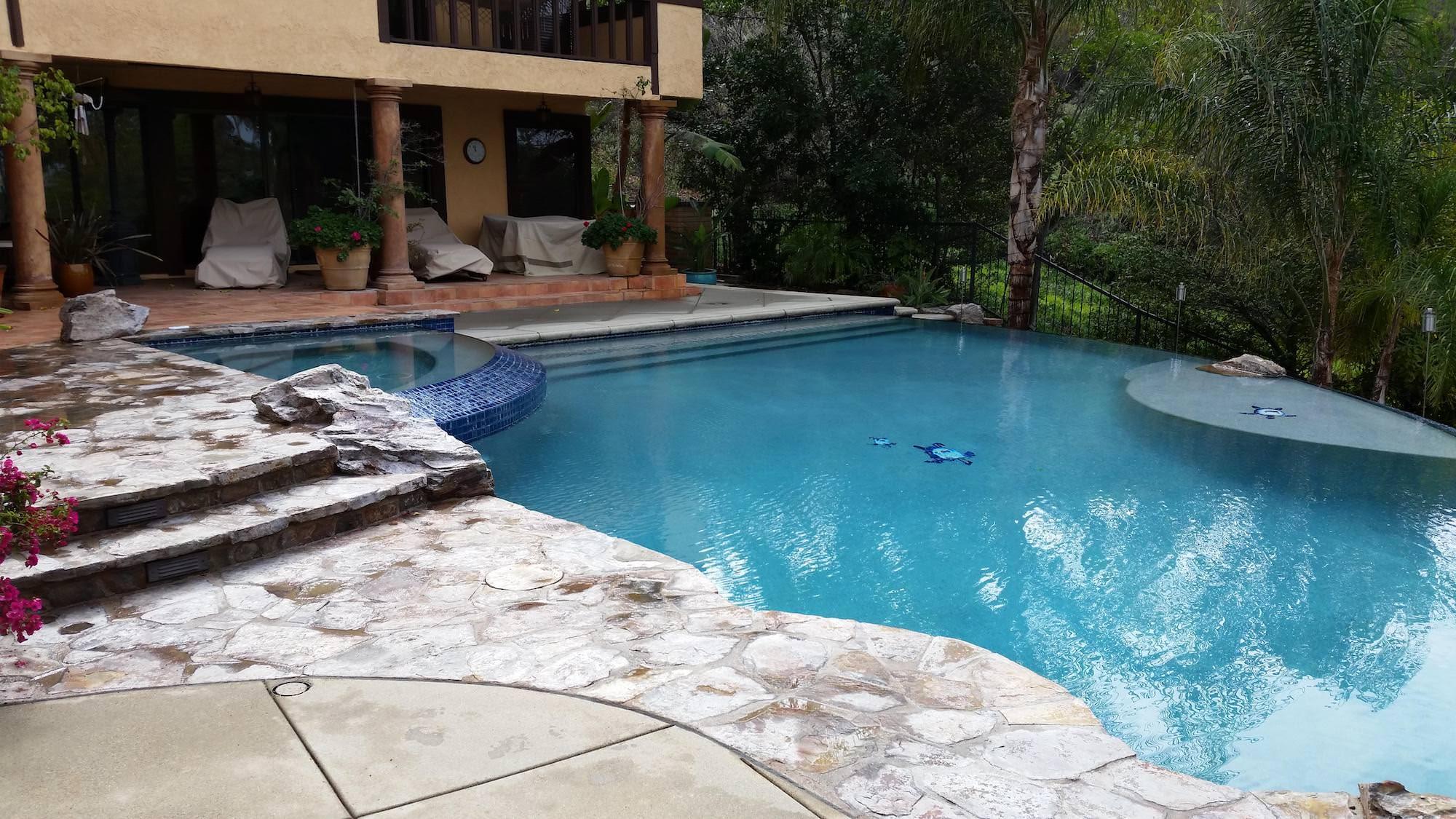 swimming pool contractor masonry concrete contractor