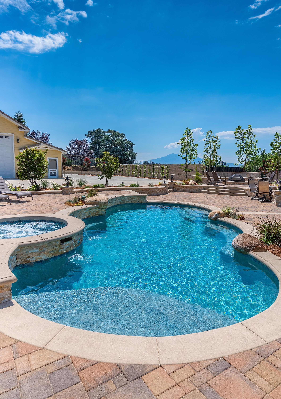 swimming pool contractor masonry concrete contractor in